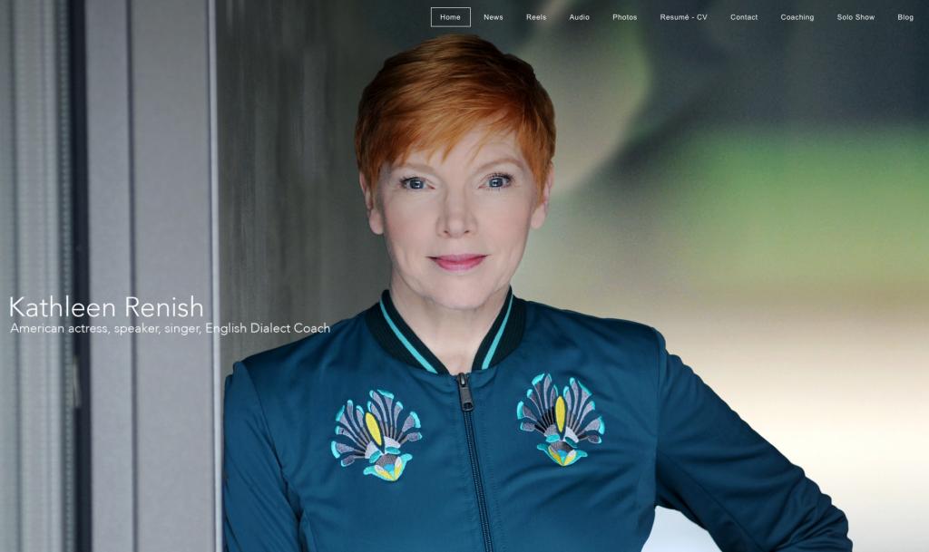 Screenshot Kathleen Renish 1