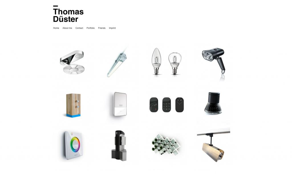 Screenshot Thomas Duester 1