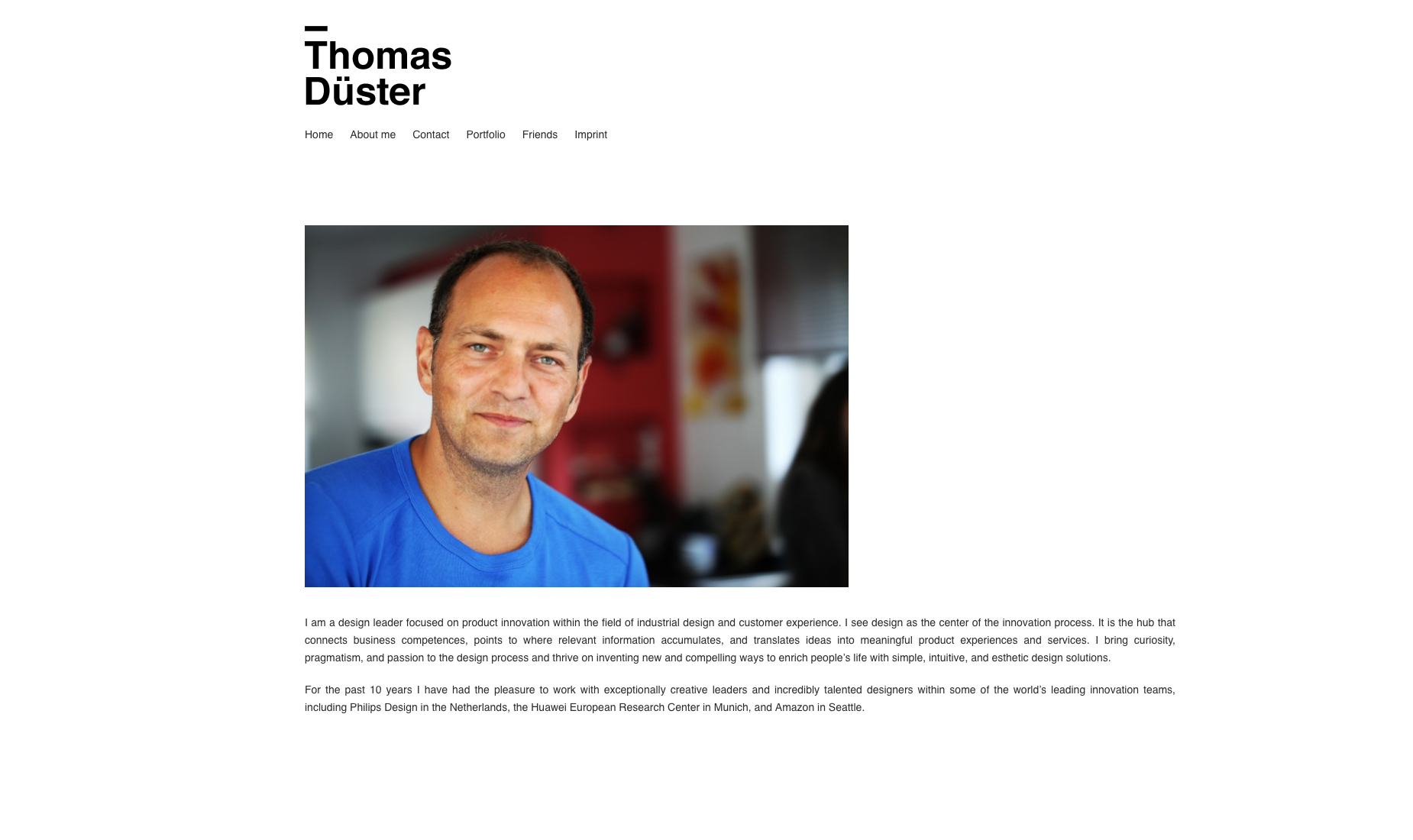 Screenshot Thomas Duester 1